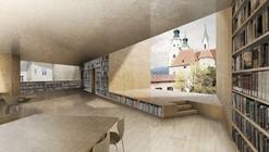 New Library in Bressanone / Michel Carlana, Luca Mezzalira and Curzio Pentimalli