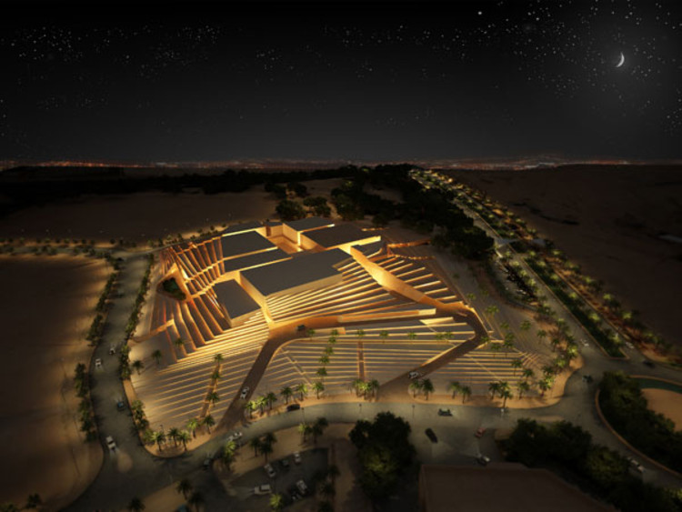 'Diplomatic Quarter, Celebration Hall - KSA' by Godwin Austen Johnson
