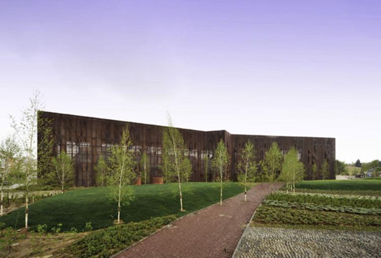 'Raif Dinckok Cultural Center' by EAA-Emre Arolat Architects