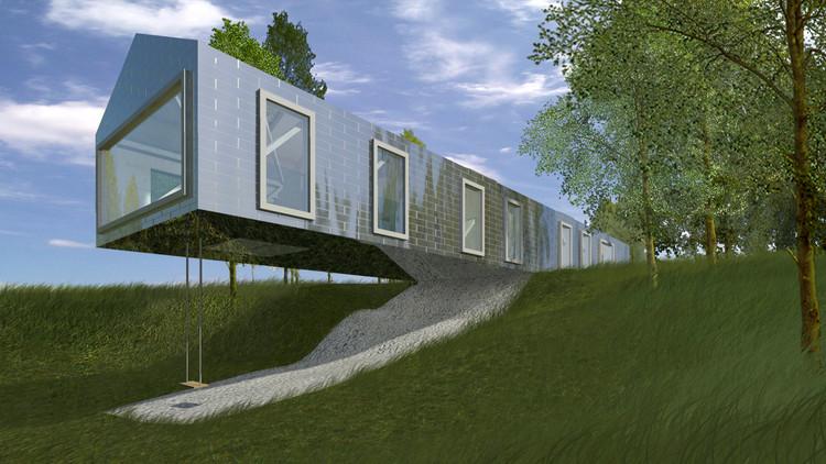 Update The Balancing Barn Mvrdv Living Architecture Archdaily