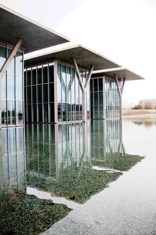 Modern Art Museum of Fort Worth / © Amit Khanna - Design Principal, AKDA