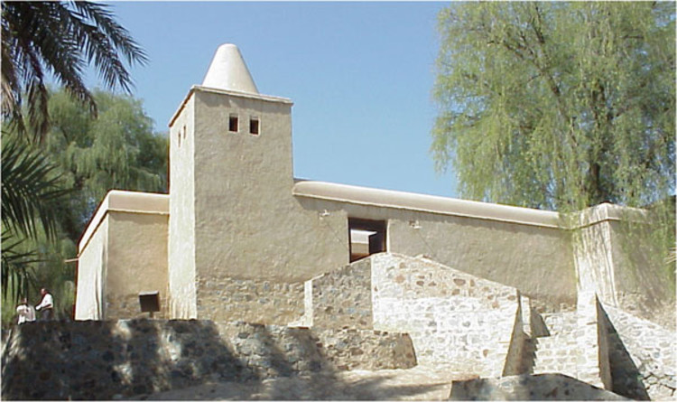 'Restoration of Hatta Mosque' by Dubai Municipality