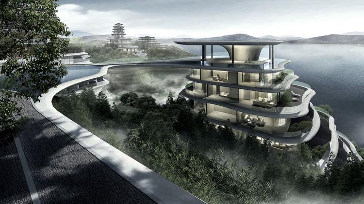 Courtesy of MAD Architects