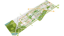 PatchWork, Living City Design Competition / OLIN