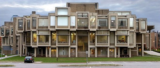 Orange County Government Center by Paul Rudolph © New York Times - Tony Cenicola