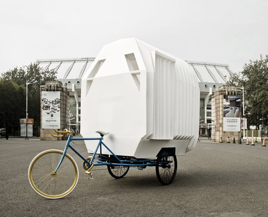 Courtesy of People's Architecture Office (PAO) + People's Industrial Design Office (PIDO)