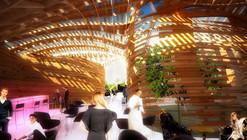 Hotel Liesma Proposal / BNKR Arquitectura