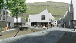 Klaksvik City Center Proposal / reSET Architecture