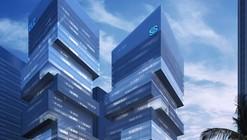 CDB Tower & Minsheng Financial Tower Competition Proposal / Saraiva + Associados