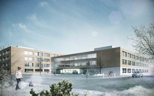 Courtesy of Henn Architekten