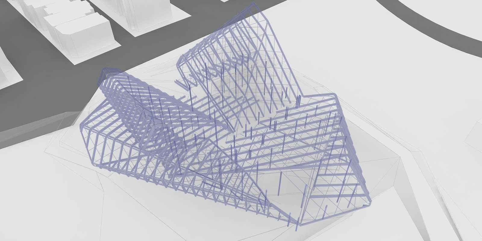 Gallery of Media Complex / CAAT Studio Architecture - 8