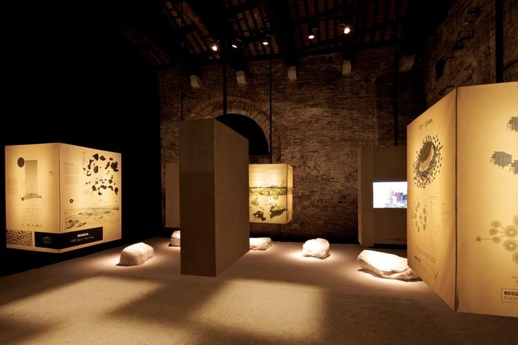 Venice Biennale 2012: CANCHA - Chilean Soilscapes / Chile Pavilion, © Nico Saieh