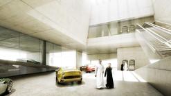 Motor Sports Complex Museum Proposal / Marc Anton Dahmen | Studio DMTW