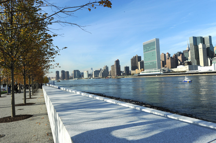 © Diane Bondareff / Four Freedoms Park