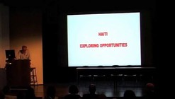 Rebuilding a Sustainable Haiti: Symposium Videos