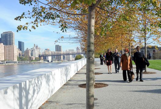 © Diane Bondareff / Four Freedoms Park