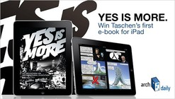 Winners of BIG's 'Yes is More' for iPad