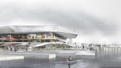 Schmidt Hammer Lassen Architects wins Urban Mediaspace Competition