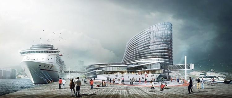 Cortesía de de Architekten Cie.