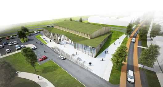 Cortesia de MoederscheimMoonen Architects