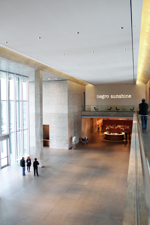 Art museum essay