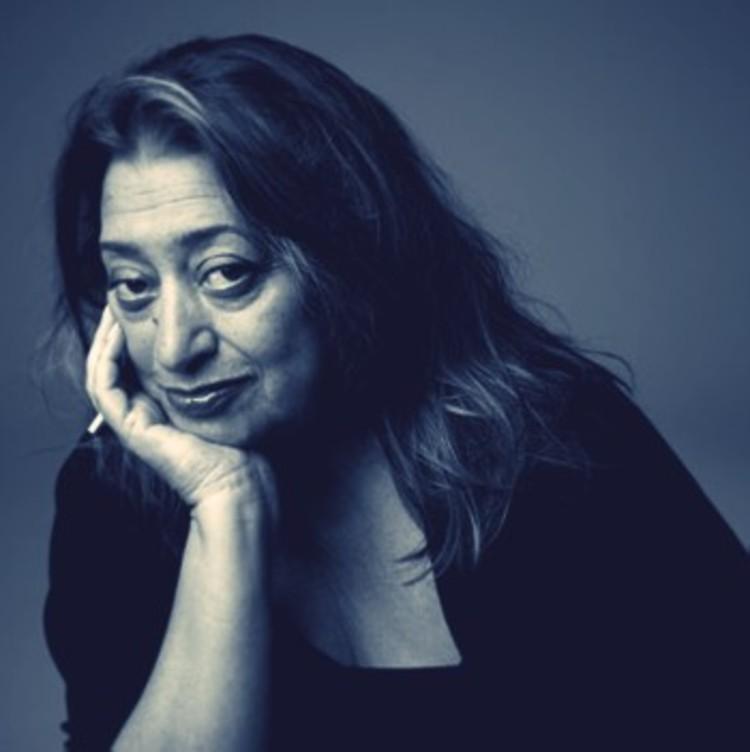Zaha Hadid vía AN Blog