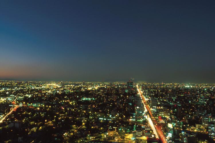 Vista panorámica de Ciudad de México © visitmexico.com