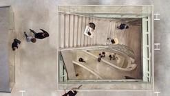 Plataforma Fotógrafos: Vistas aéreas del Milstein Hall de OMA por Brett Beyer