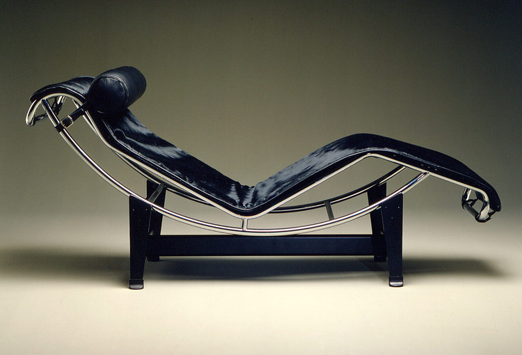 chaise longue lc 4 le corbusier archdaily m xico. Black Bedroom Furniture Sets. Home Design Ideas