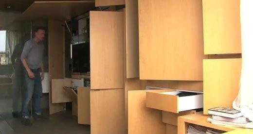 C mo se puede vivir en 24 m2 archdaily m xico for Vivir en 25 metros cuadrados
