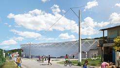 Herzog & de Meuron construirán un gimnasio en Brasil