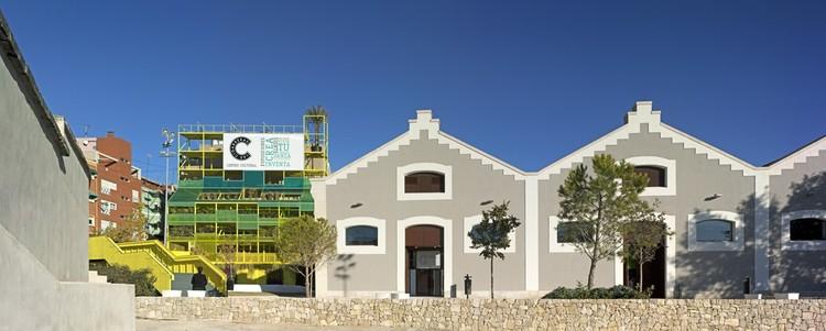 Jardín Vertical / Centro Cultural Las Cigarreras, Alicante