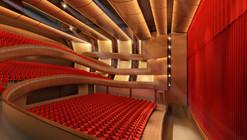 Kanas Lake Performance Theatre / Broadway Malyan