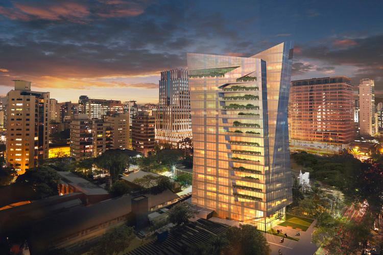 Edificio Vitra en Sao Paulo, Brasil / Daniel Libeskind