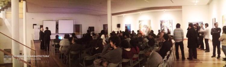 Lanzamiento XVII Bienal de Arquitectura en el MAVI