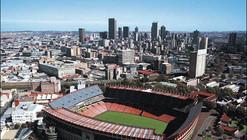 Mundial Sudáfrica 2010: Estadio Ellis Park / DBM Architects - JDA