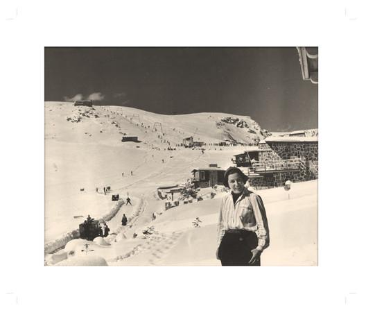 Refugio Corona: pasado, presente y futuro de uno de los primeros refugios de montaña en Chile, Cortesía de Familia Middleton Merino