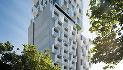 Upper House / Jackson Clements Burrows