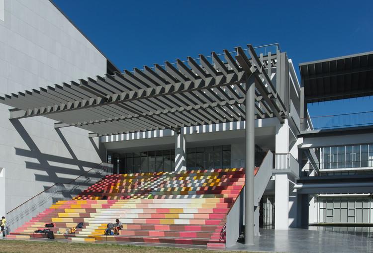 Kaohsiung American School / MAYU architects, © Guei-Shiang Ke