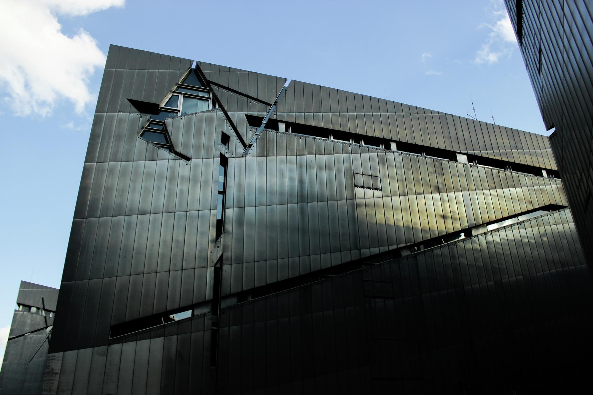 cl sicos de arquitectura museo jud o berl n daniel
