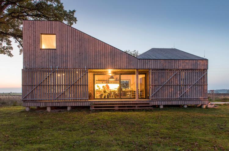 Casa Zilvar / ASGK Design, © Petra Hajska