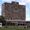Biblioteca UNAM. Arq. José O'Gorman. Image Cortesía de dgcs.unam.mx