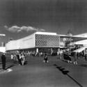 Pabellón Brasileño para la Exposición Universal de 1939. Arq, Lucio Costa y Arq. Oscar Niemeyer.. Image vía Arqtexto 16