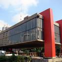 Museo de Arte de Sao Paulo. Arq. Lina Bo Bardi.. Image © Usuario de Flickr: Rodrigo_Soldon