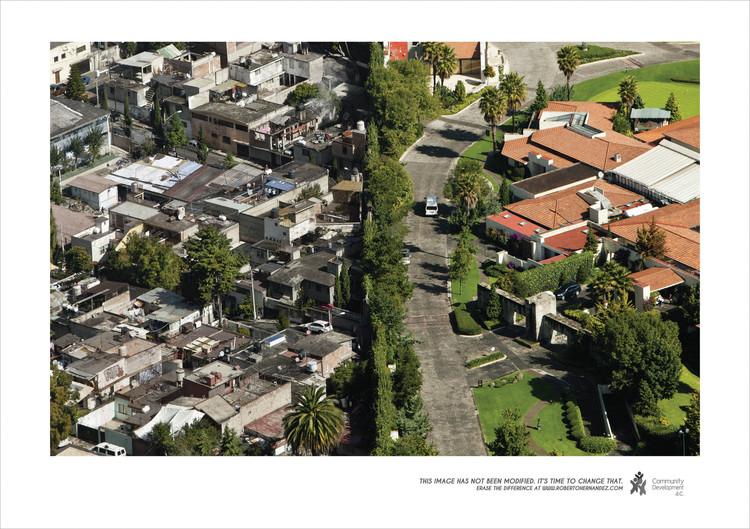 La arquitectura de la segregación, © Oscar Ruiz