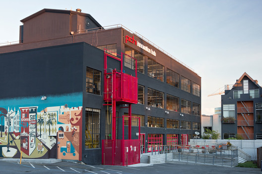 Pch international innovation hub chrdauer architects for Innovation consulting san francisco
