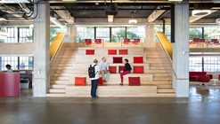 PCH International Innovation Hub / ChrDAUER Architects