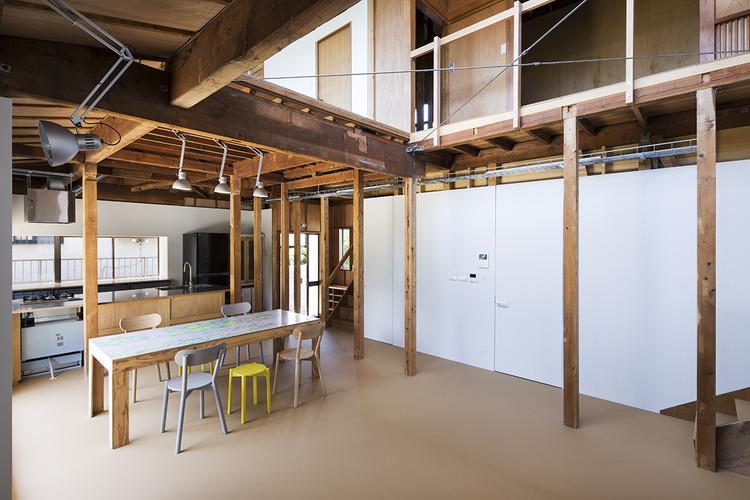 House in Hatogaya / Schemata Architects, © Kenta Hasegawa