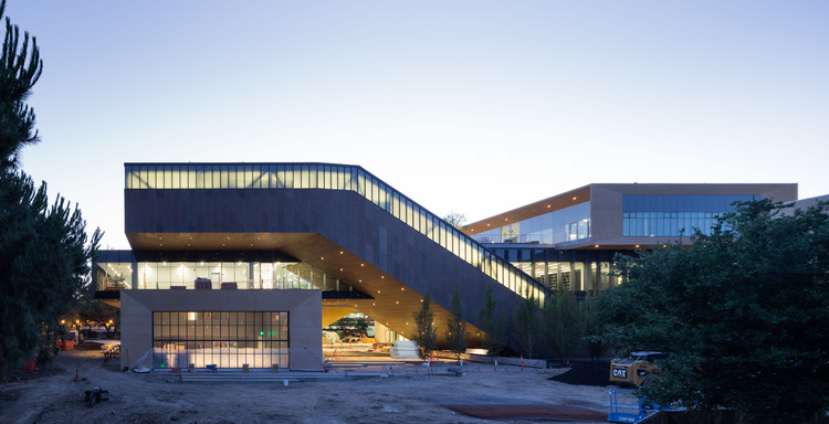 Preview DS+R's New Stanford Art & Art History Building with Images by Iwan Baan, © Iwan Baan