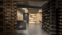 Salão de Beleza Roji / Craig Tan Architects